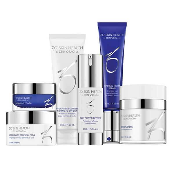 zo skin health aggressive anti aging program