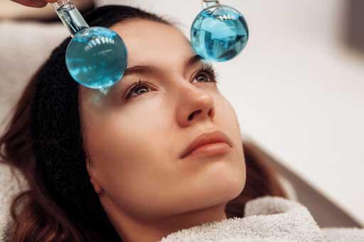 Ice Globe Massage